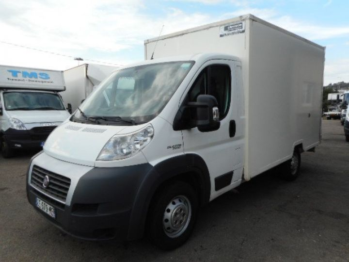Chassis + body Fiat Ducato Box body hdi 130  - 2