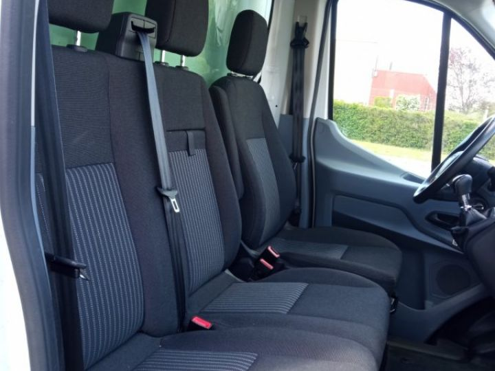Chassis + body Ford Transit Box body CHASSIS CABINE T350 L4 2.0 TDCI 130 TREND Blanc - 7
