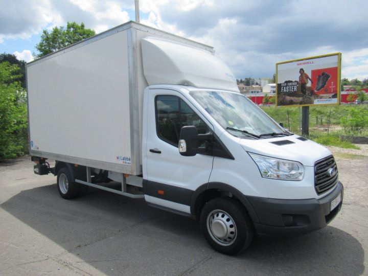 Chassis + body Ford Transit Box body + Lifting Tailboard TDCI 170 CAISSE + HAYON  - 2