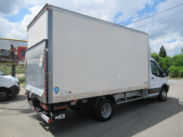 Chassis + body Ford Transit Box body + Lifting Tailboard TDCI 170 CAISSE + HAYON  - 3