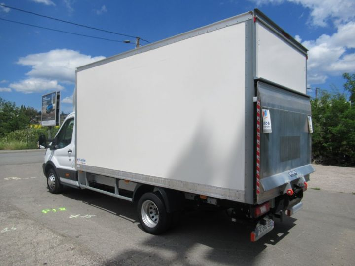 Chassis + body Ford Transit Box body + Lifting Tailboard TDCI 170 CAISSE + HAYON  - 4