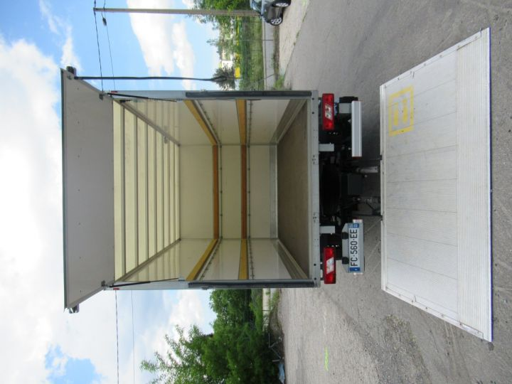 Chassis + body Ford Transit Box body + Lifting Tailboard TDCI 170 CAISSE + HAYON  - 5
