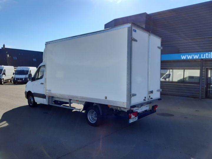 Chassis + body Mercedes Sprinter Box body + Lifting Tailboard 3T5 514 CDI 43 BLANC - 4