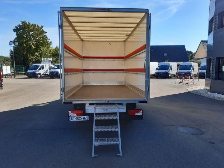 Chassis + body Mercedes Sprinter Box body + Lifting Tailboard 3T5 514 CDI 43 BLANC - 5