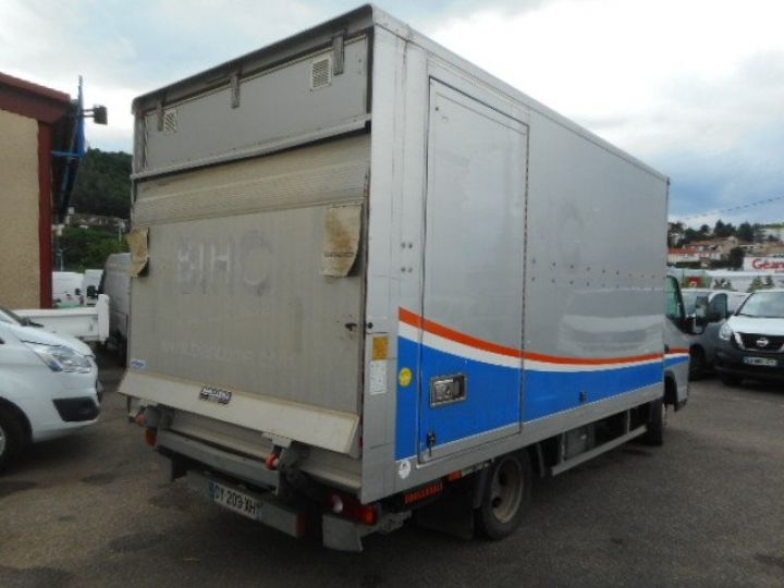 Chassis + body Mitsubishi Canter Box body + Lifting Tailboard 3C13 CAISSE + HAYON BOITE AUTOMATIQUE  - 4
