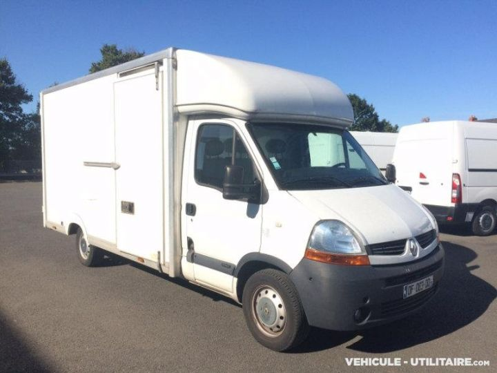 Chassis + body Renault Master Box body 3t5  - 2