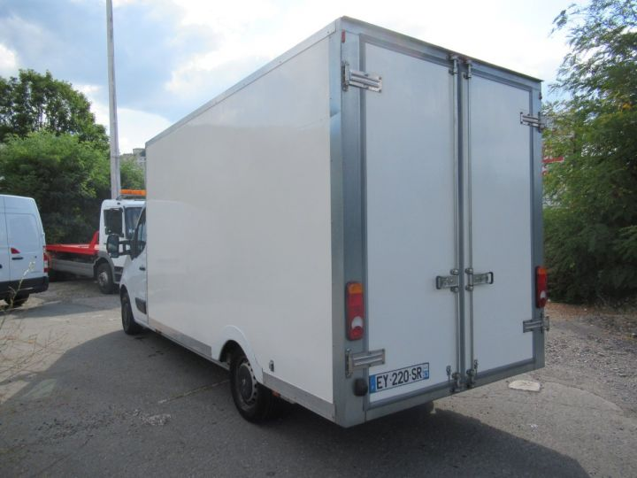 Chassis + body Renault Master Box body DCI 130 CAISSE BASSE  - 3