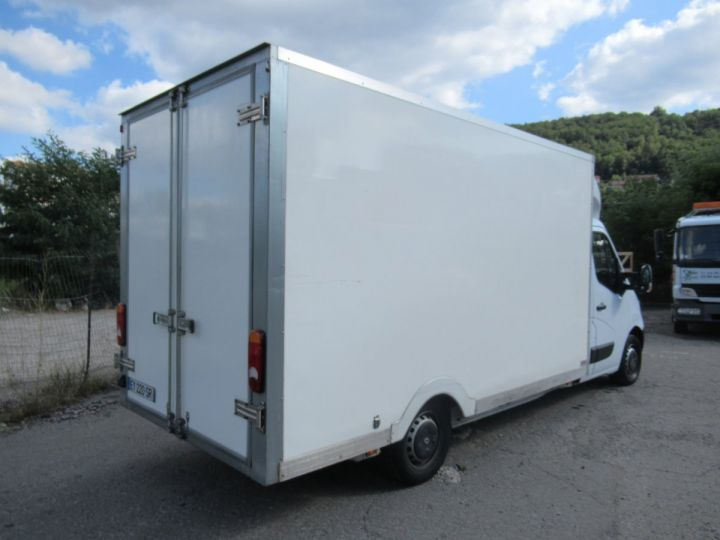 Chassis + body Renault Master Box body DCI 130 CAISSE BASSE  - 4