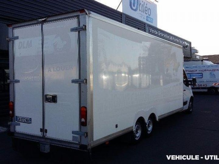 Chassis + body Renault Master Box body F3500 L2 DCI 125 CONFORT  - 3