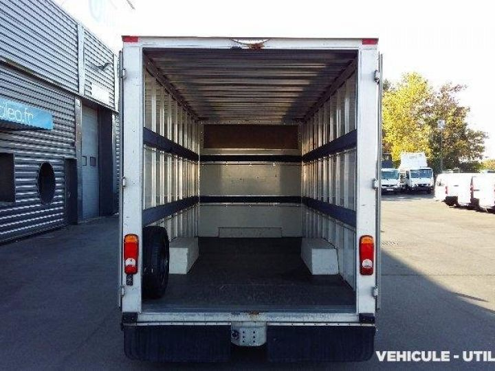 Chassis + body Renault Master Box body F3500 L2 DCI 125 CONFORT  - 4