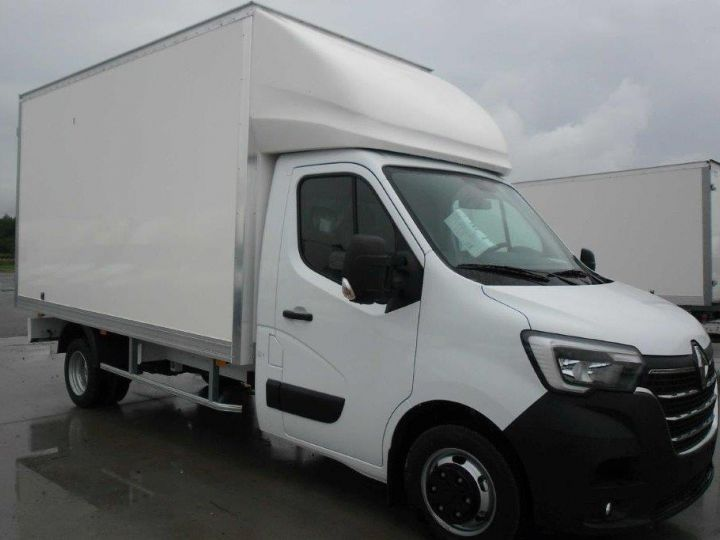 Chassis + body Renault Master Box body GRAND CONFORT BLANC - 1