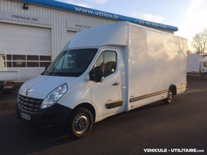 Chassis + body Renault Master Box body l3  - 1