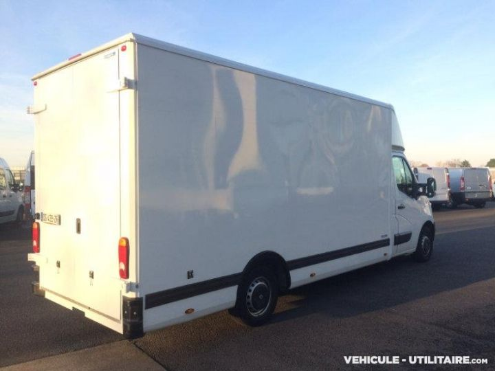 Chassis + body Renault Master Box body l3  - 3