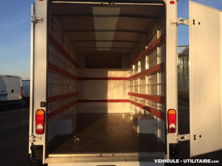 Chassis + body Renault Master Box body l3  - 5