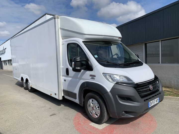 Chassis + body Fiat Ducato Chassis cab 30m3  - 1