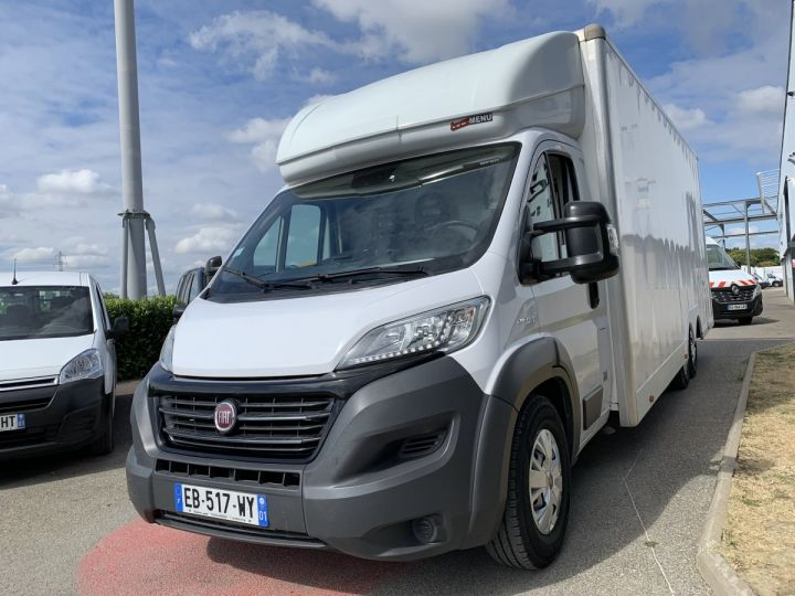 Chassis + body Fiat Ducato Chassis cab 30m3  - 2