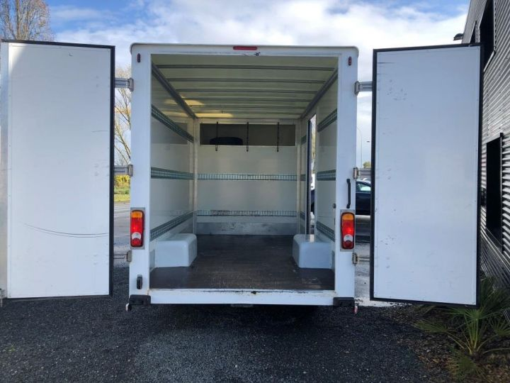 Chassis + body Nissan NV400 Chassis cab BLANC - 7