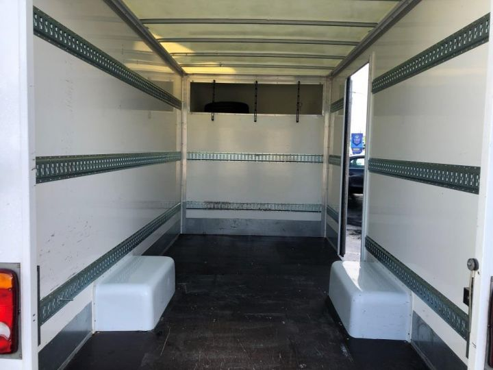 Chassis + body Nissan NV400 Chassis cab BLANC - 8