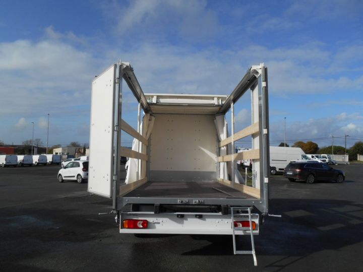 Chassis + body Opel Movano Curtain side body F3500 L3 2.3 CDTi 145 Tautliner Blanc - 5