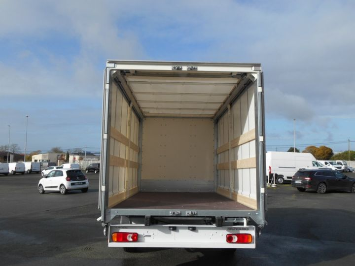 Chassis + body Opel Movano Curtain side body F3500 L3 2.3 CDTi 145 Tautliner Blanc - 6