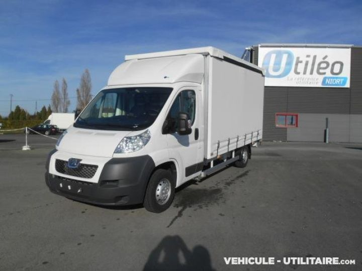Chassis + body Peugeot Boxer Curtain side body 335 L3 HDi  - 1