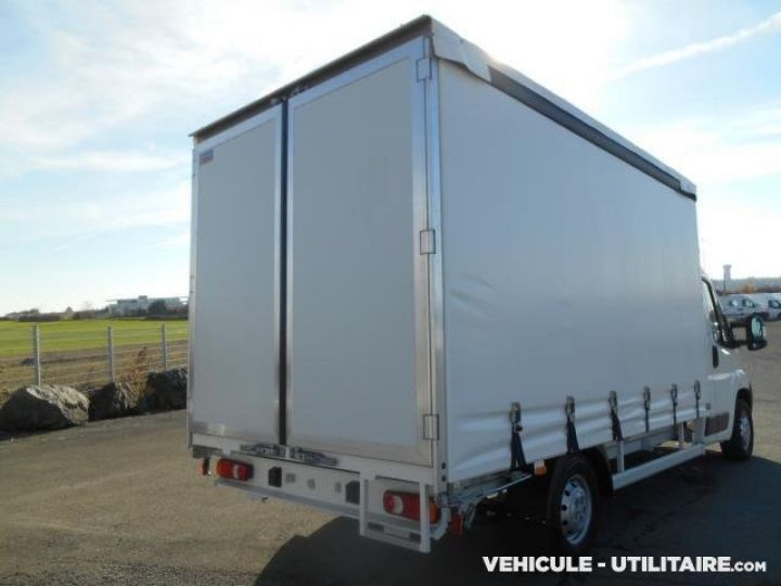 Chassis + body Peugeot Boxer Curtain side body 335 L3 HDi  - 3