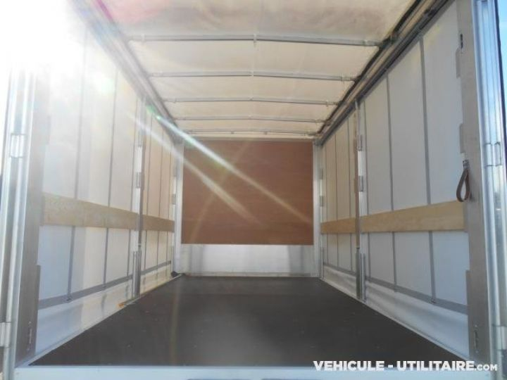 Chassis + body Peugeot Boxer Curtain side body 335 L3 HDi  - 4