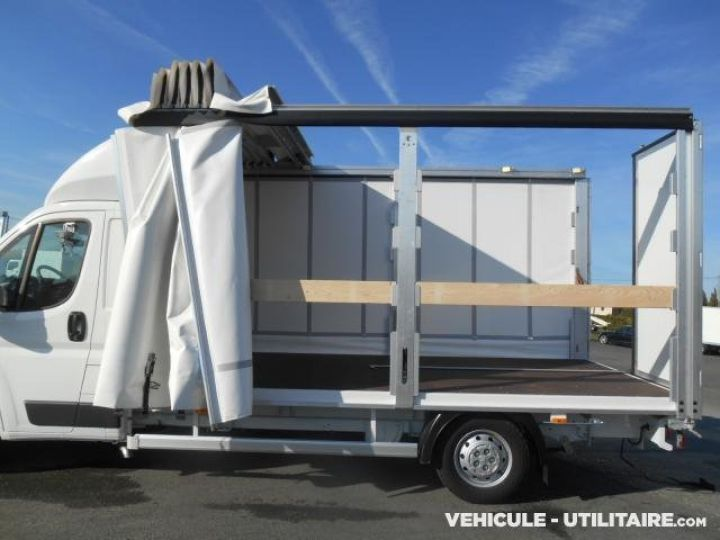 Chassis + body Peugeot Boxer Curtain side body 335 L3 HDi  - 6