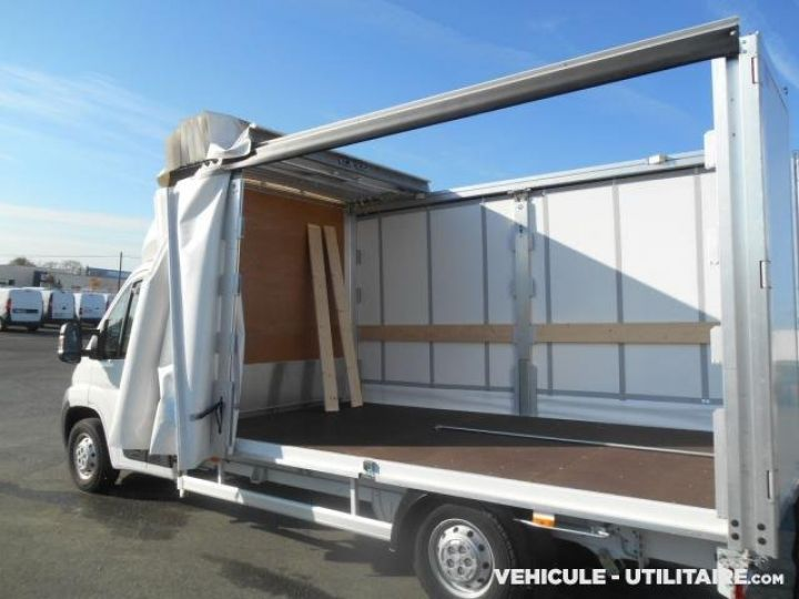 Chassis + body Peugeot Boxer Curtain side body 335 L3 HDi  - 7
