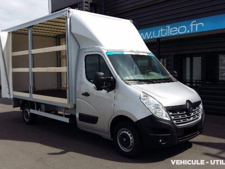 Chassis + body Renault Master Curtain side body TRACF3500 L3 ENERGY DCI135  - 1