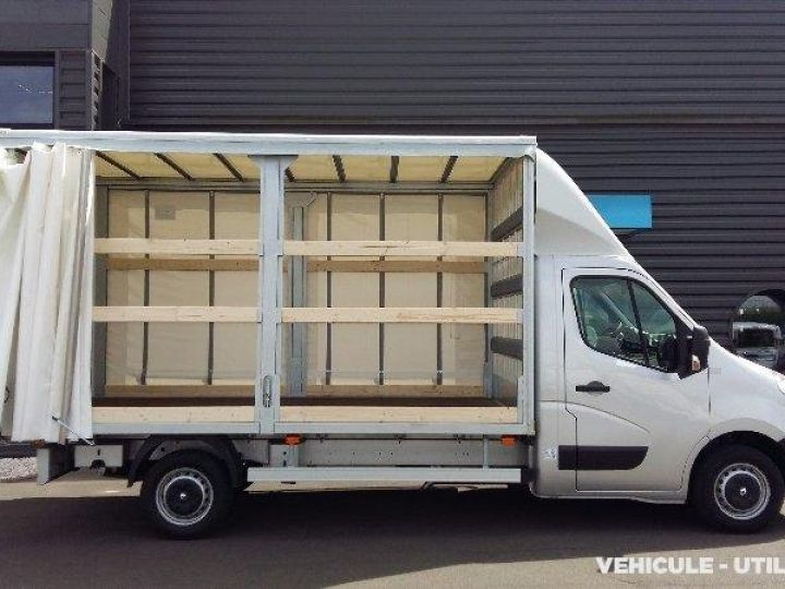 Chassis + body Renault Master Curtain side body TRACF3500 L3 ENERGY DCI135  - 2