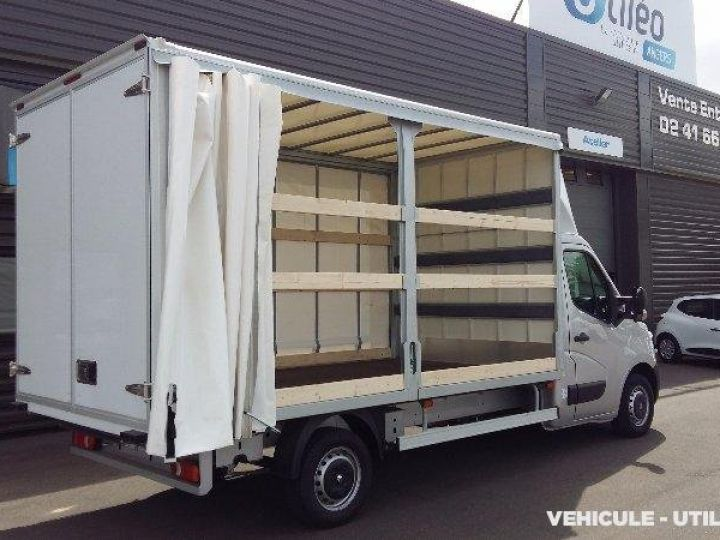 Chassis + body Renault Master Curtain side body TRACF3500 L3 ENERGY DCI135  - 3