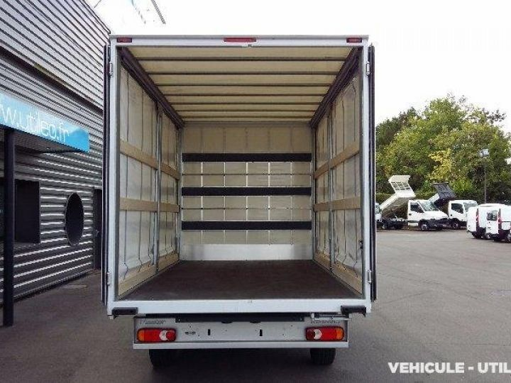 Chassis + body Renault Master Curtain side body TRACF3500 L3 ENERGY DCI135  - 4