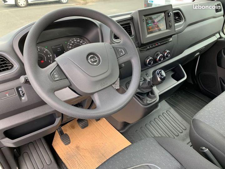 Chassis + body Opel Movano Hookloader Ampliroll body C3500 RJ L3 145CV BLANC - 2