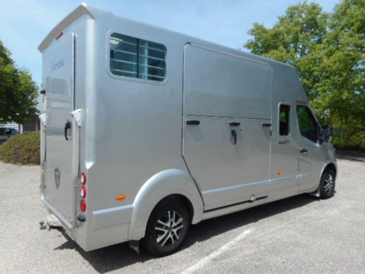 Chassis + body Renault Master Horse van body DCI 150 VAN BARBOT  - 4
