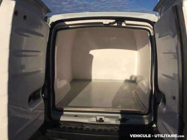 Chassis + body Renault Kangoo Insulated box body ZE  - 4