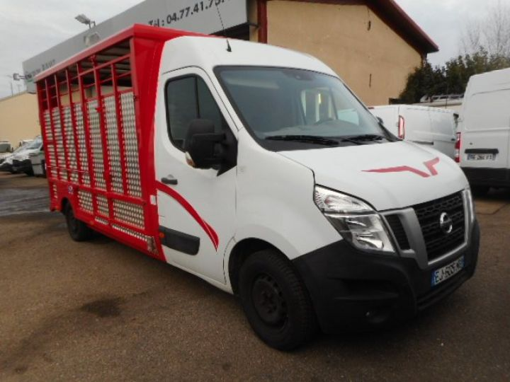 Chassis + body Nissan NV400 Livestock body BETAILLERE DCI 130  - 1