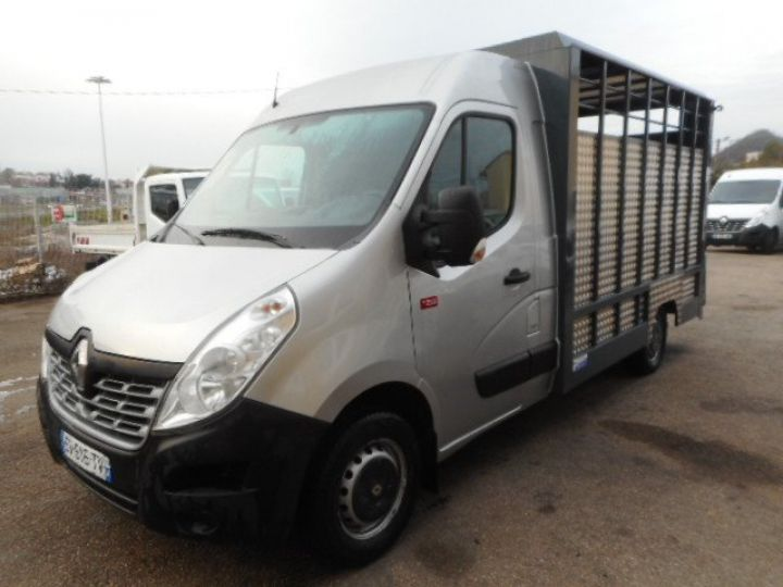 Chassis + body Renault Master Livestock body BETAILLERE DCI 130  - 2