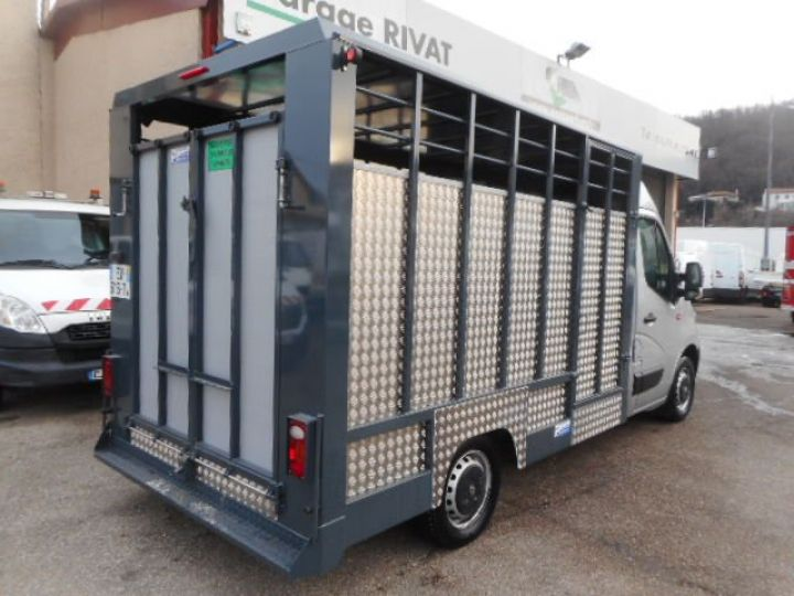 Chassis + body Renault Master Livestock body BETAILLERE DCI 130  - 3