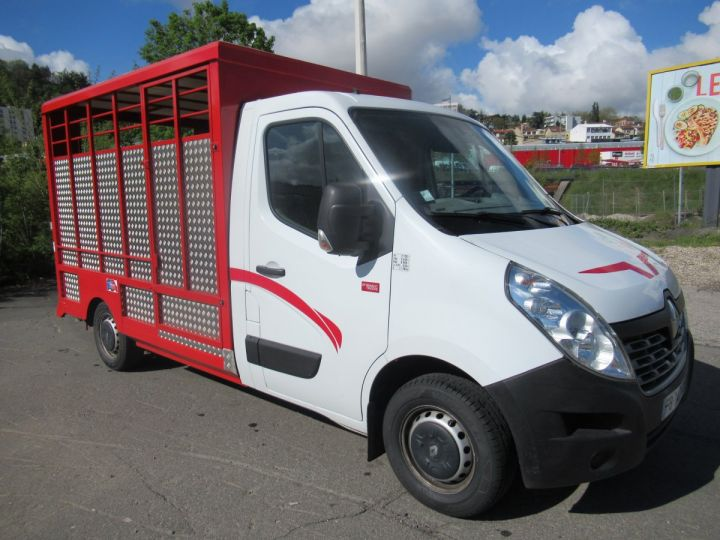 Chassis + body Renault Master Livestock body DCI 130 BETAILLERE  - 1