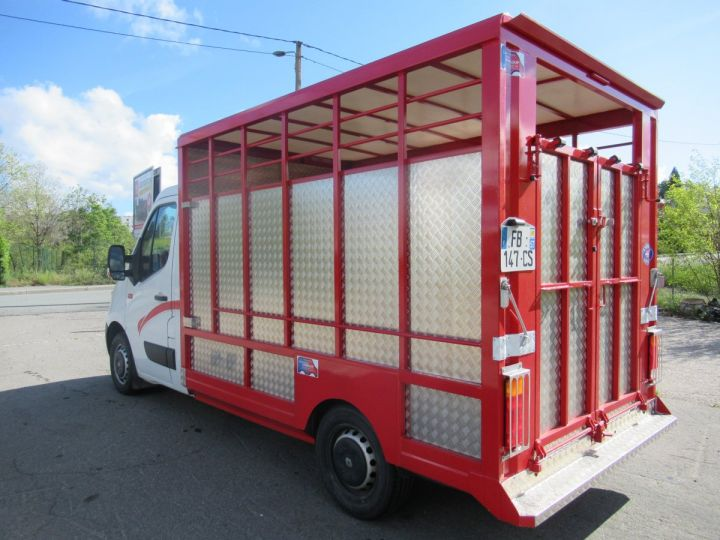 Chassis + body Renault Master Livestock body DCI 130 BETAILLERE  - 3