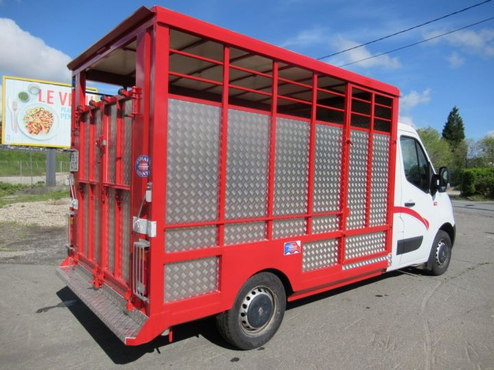 Chassis + body Renault Master Livestock body DCI 130 BETAILLERE  - 4