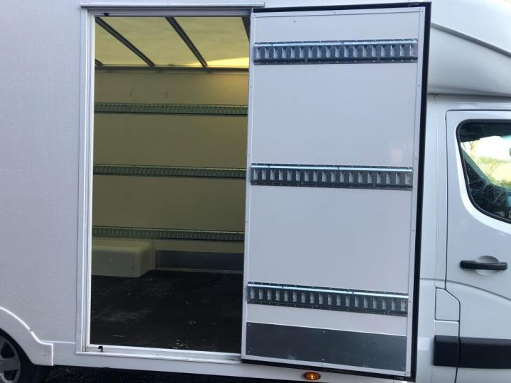 Chassis + body Nissan NV400 130CV FOURGON 22M3 PLANCHER CABINE PORTE LATERALE BLANC - 6