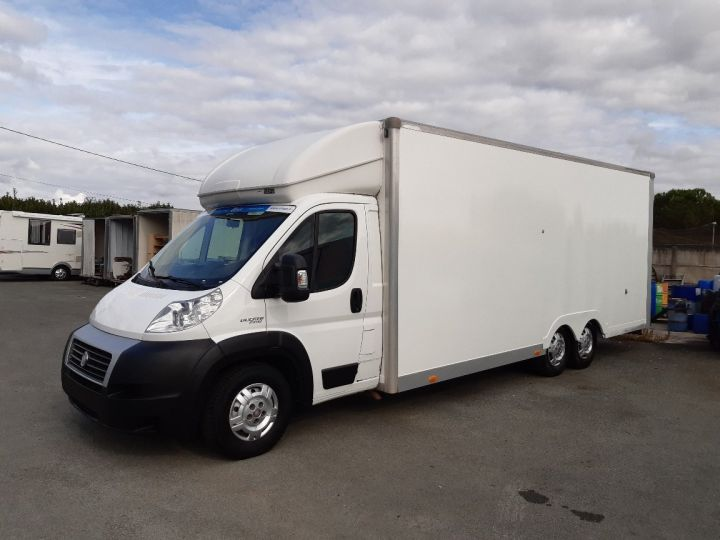Chassis + body Opel Movano 3.5 MAXI M 2.3 MULTIJET 16V 130CH PACK PROFESSIONAL BLANC - 1