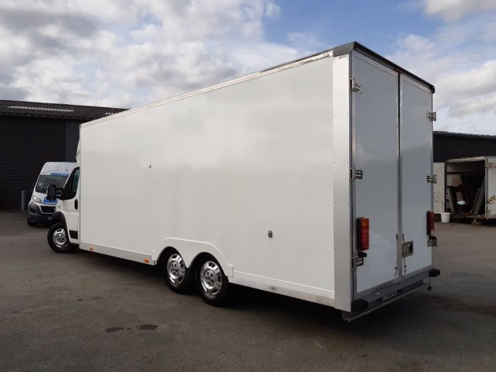 Chassis + body Opel Movano 3.5 MAXI M 2.3 MULTIJET 16V 130CH PACK PROFESSIONAL BLANC - 3