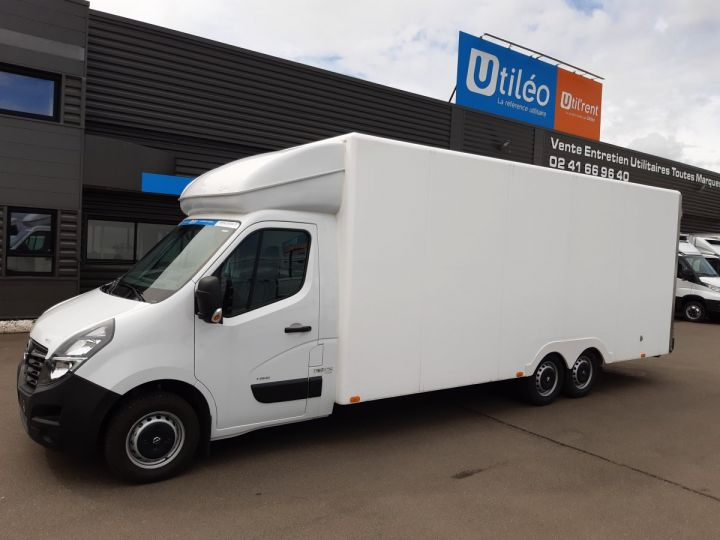 Chassis + body Opel Movano Other 3.5 PLANCHER CABINE 30M3 2.3 CDTI 163CH BITURBO BLANC - 1