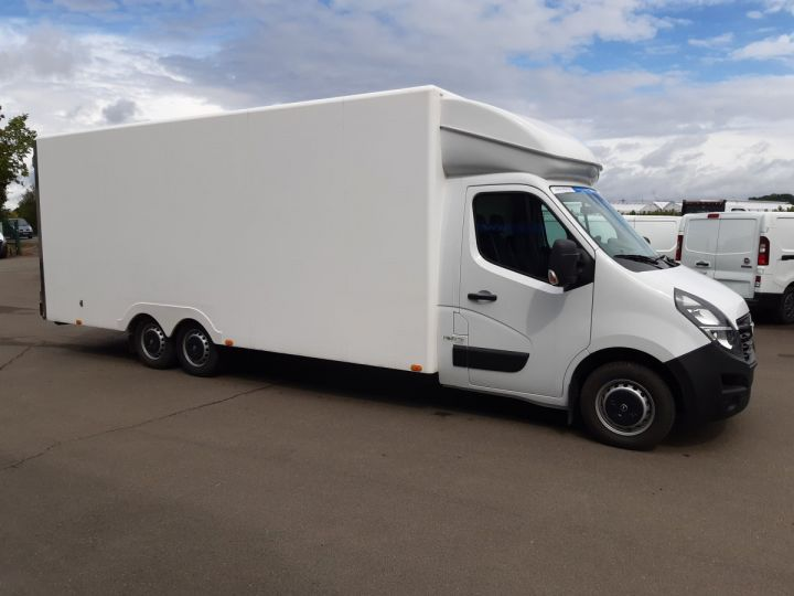 Chassis + body Opel Movano Other 3.5 PLANCHER CABINE 30M3 2.3 CDTI 163CH BITURBO BLANC - 2