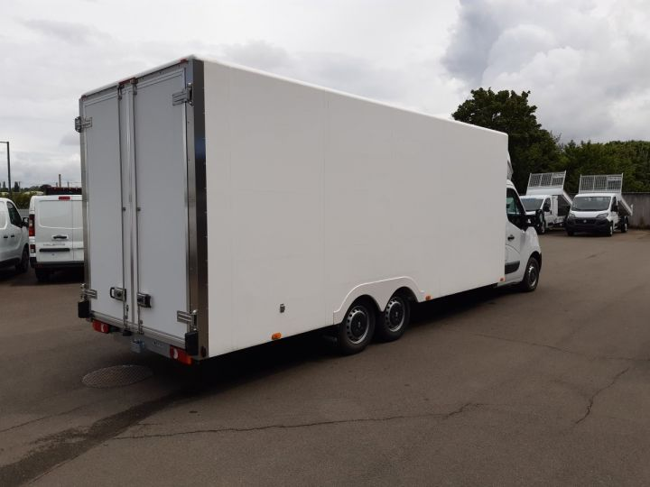 Chassis + body Opel Movano Other 3.5 PLANCHER CABINE 30M3 2.3 CDTI 163CH BITURBO BLANC - 3
