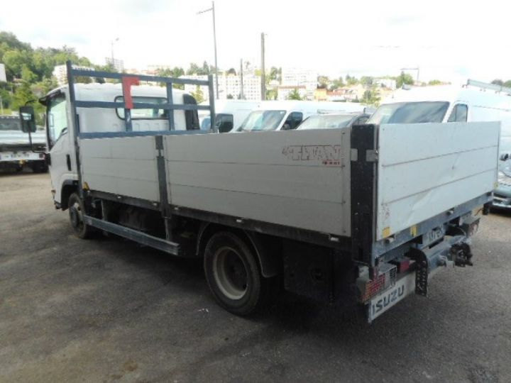 Chassis + body Isuzu NNR Platform body NNR 150CV PLATEAU 4 METRES  - 3