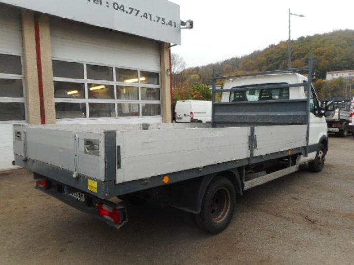 Chassis + body Iveco CF75 Platform body 35C15 PLATEAU 4.30M  - 3